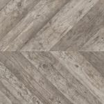 Grey Weathered Chevron 9829