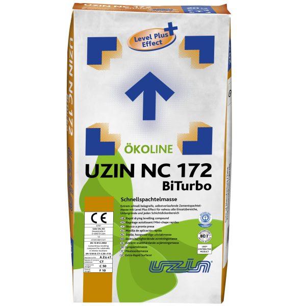Uzin NC 172 Bi Turbo 25kg