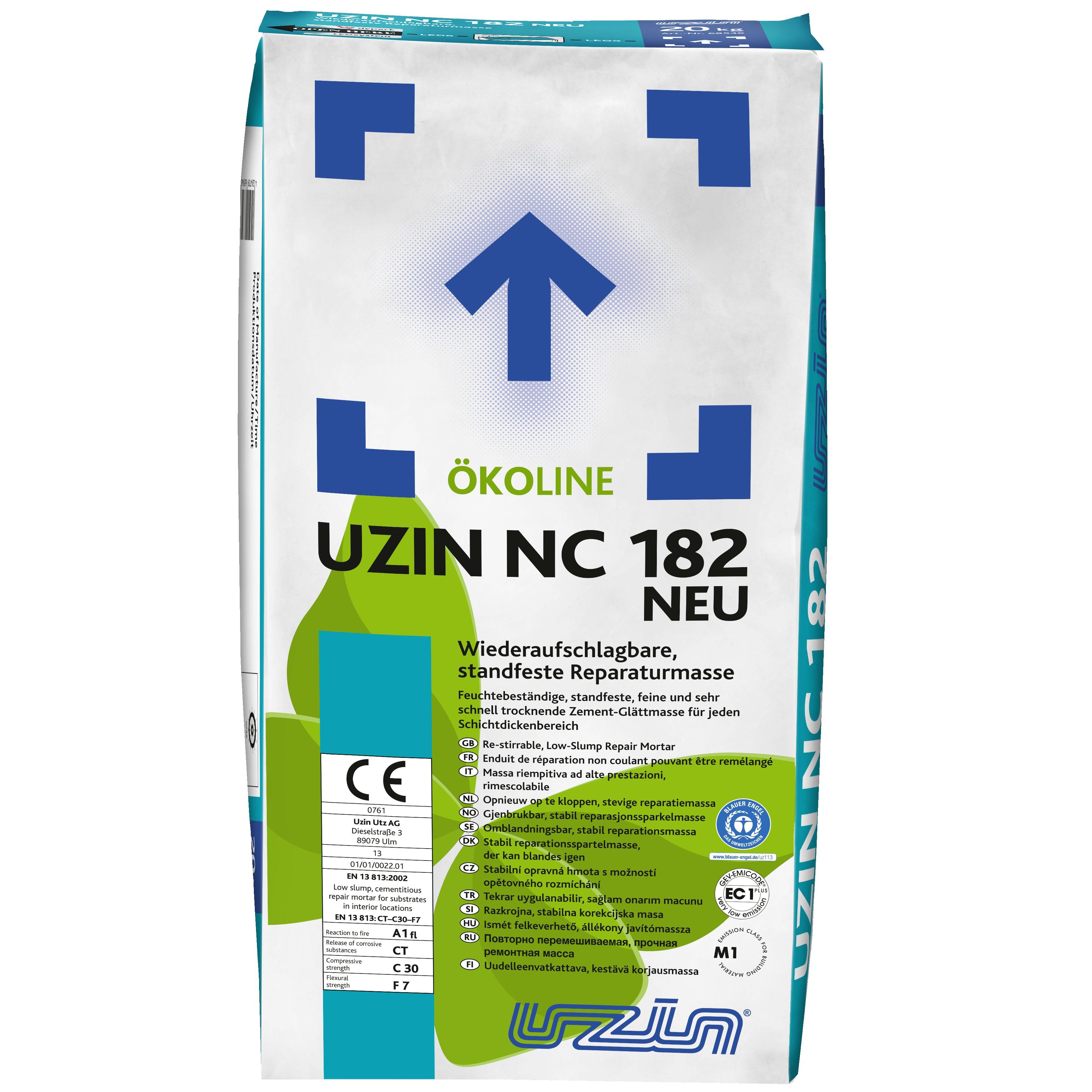 Uzin NC 182 12,5kg